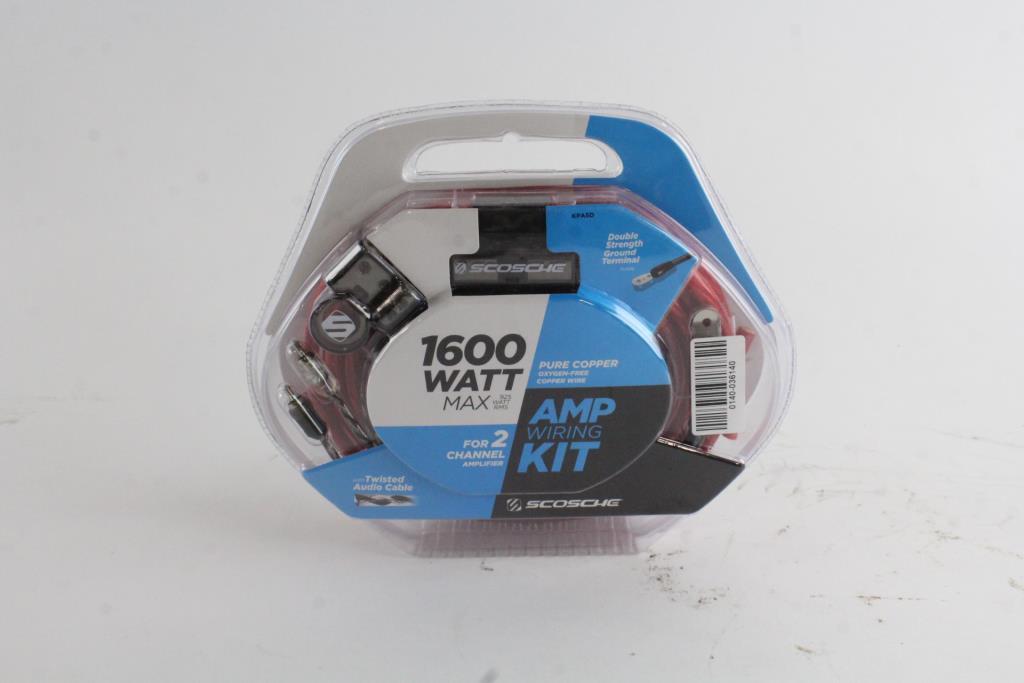 Amp Wiring Kit Images Images Of Amp Wiring Kit