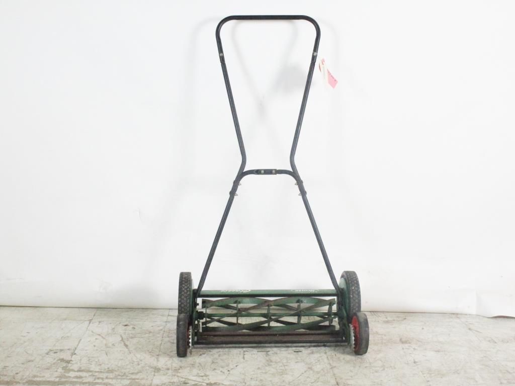 hight resolution of scotts manual lawn mower