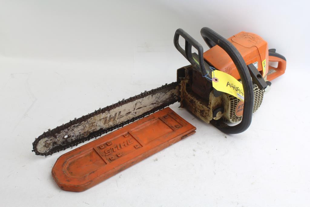 Stihl Ms250 Chainsaw Specs