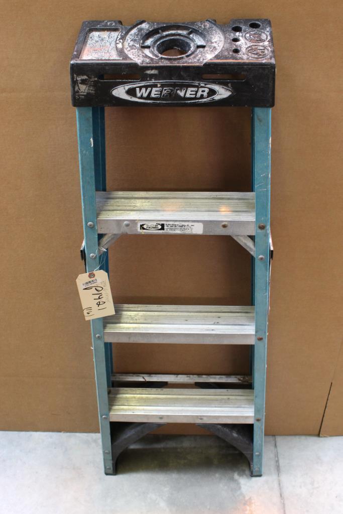 werner 4 ft ladder