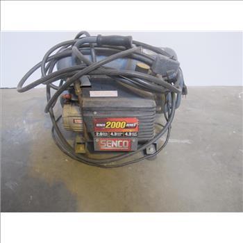 Senco 2000 Air Compressor