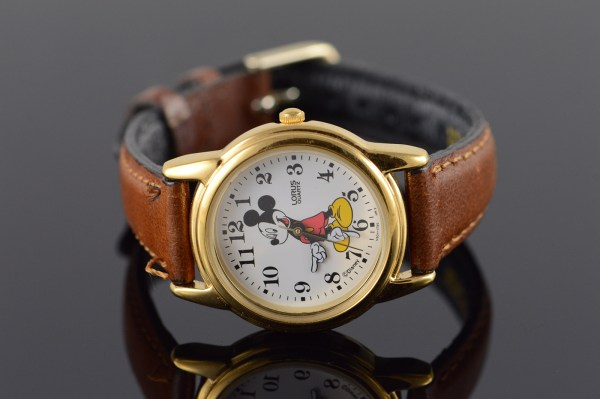 26mm Lorus Quartz Mickey Mouse Watch - Women' Property Room