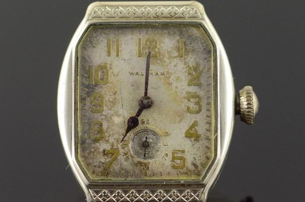 Waltham Vintage 7 Jewel Wrist Watch - Men' Property Room