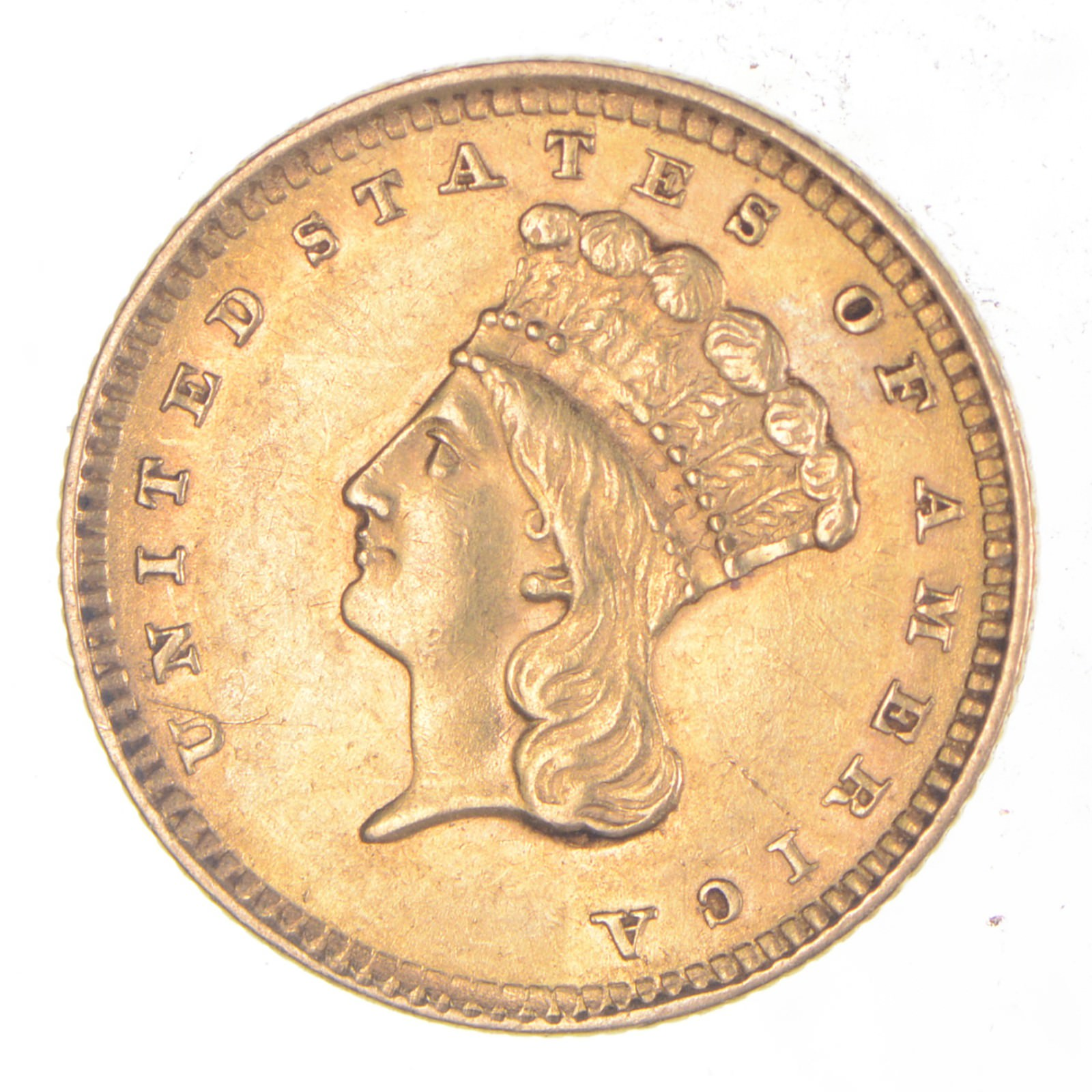 1 00 United States Gold Coin