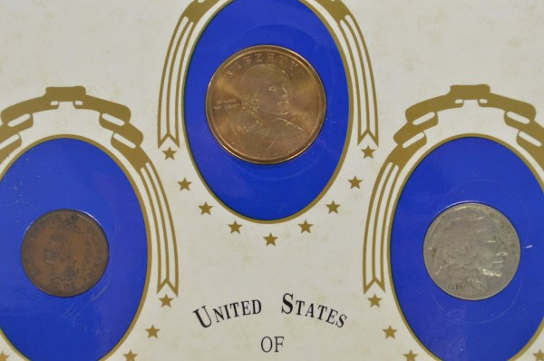 Historic Coin Collection - U. Commemorative Fine Art