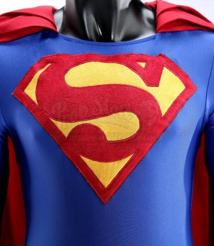 Dean Cain Superman Suit Up For Auction