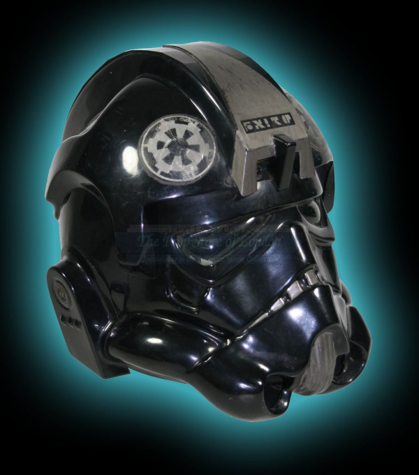 Tie Fighter Helmet Prop Store - Ultimate Movie Collectables