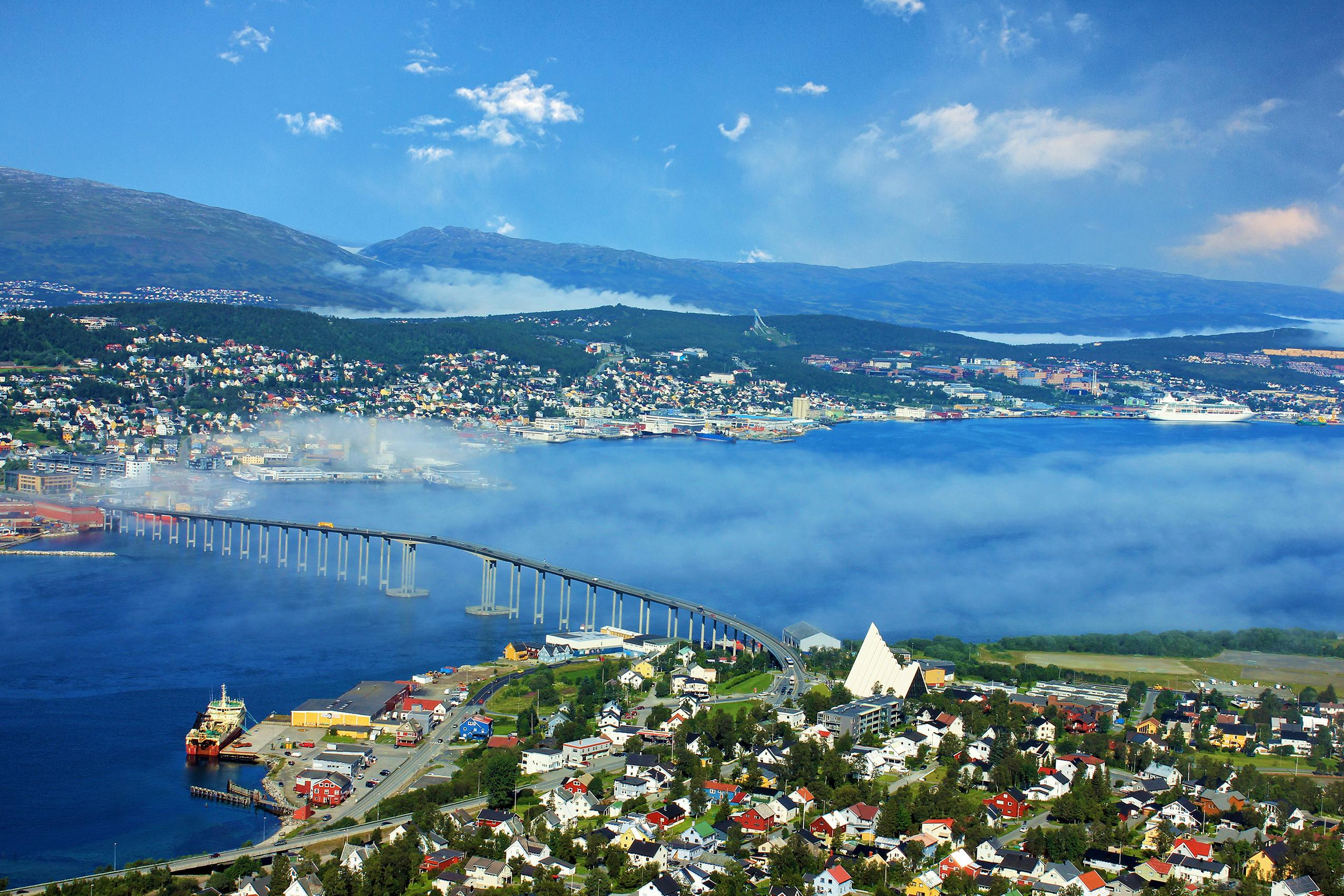 Car Hire In Tromsø Search For Car Rentals On Kayak