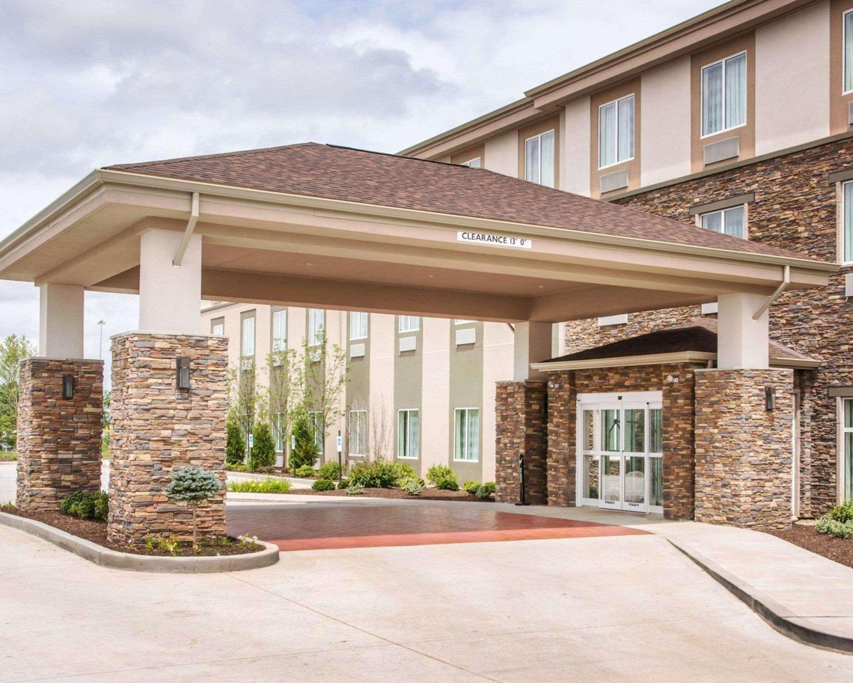 Sleep Inn And Suites Parkersburg Marietta 5 383 8