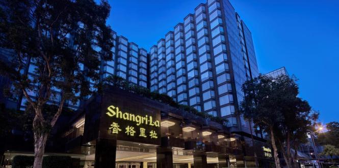 Kowloon Shangri La Hong Kong 134