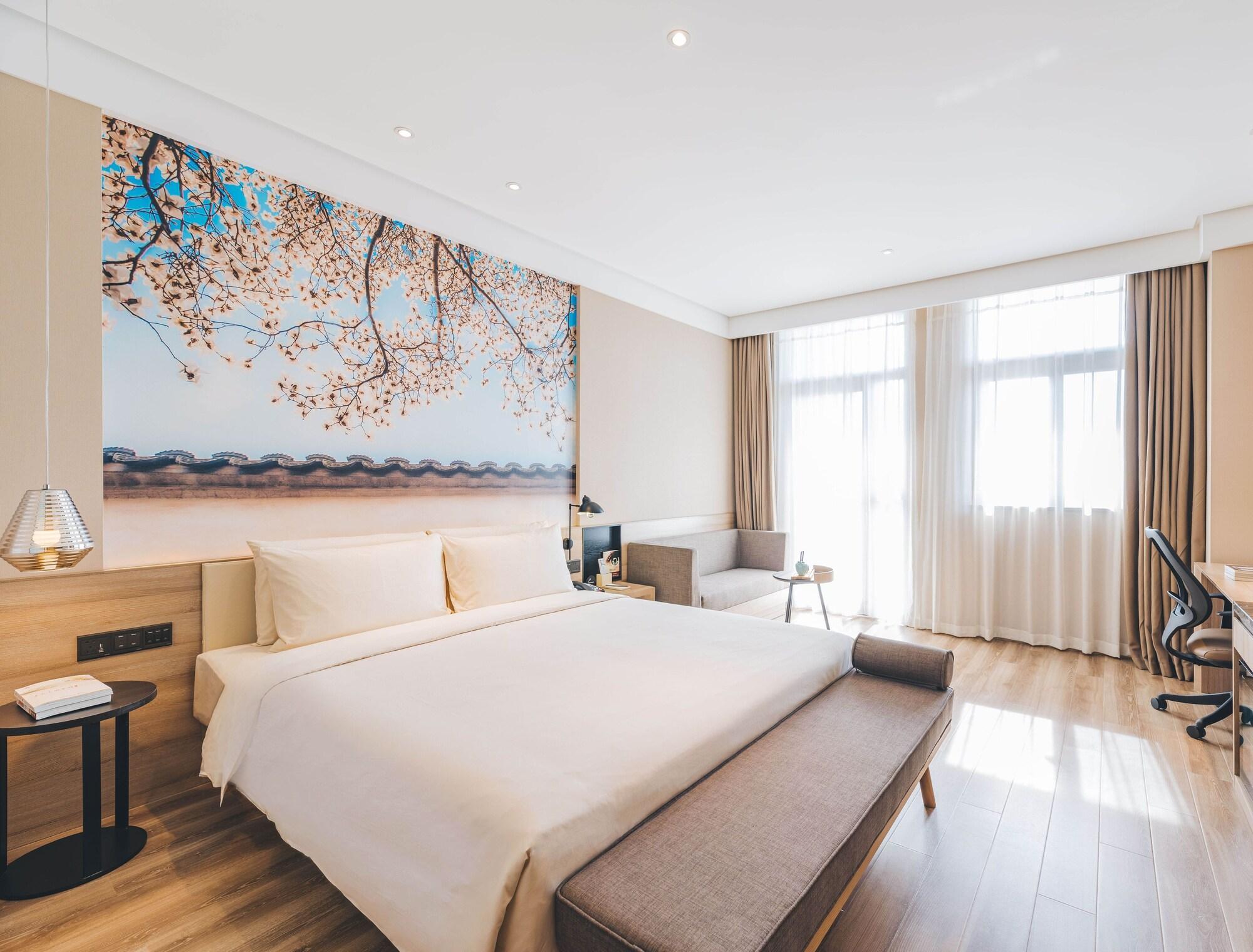 Atour Hotel Nanjing Road Small White Building Tianjin 66