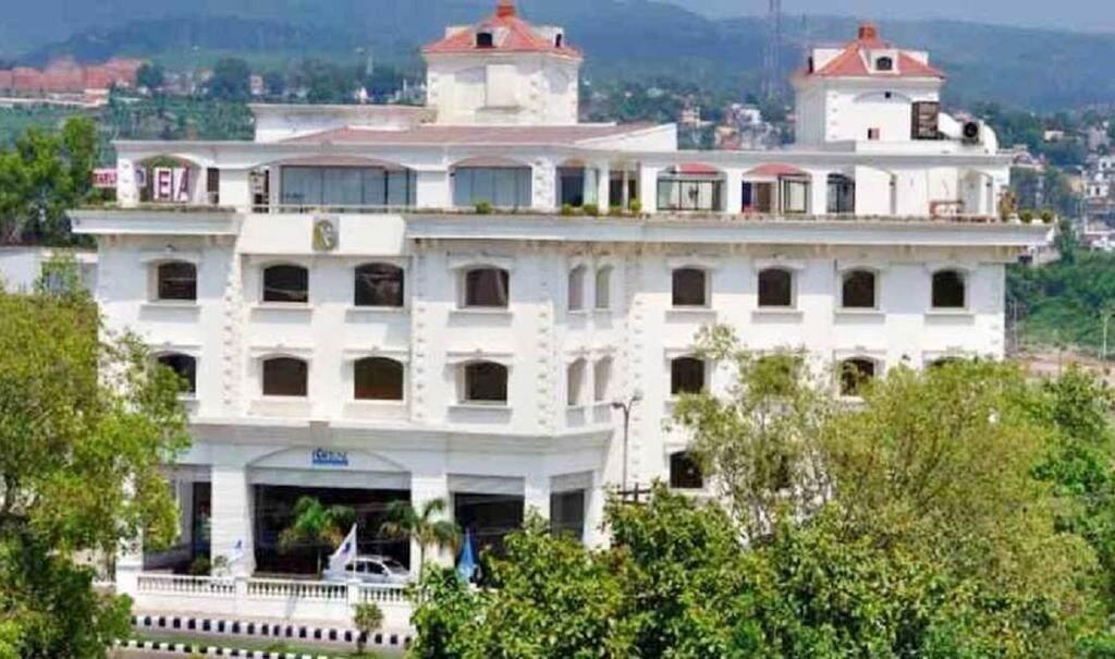 Fortune Inn Riviera Jammu Member Itc S Hotel Group