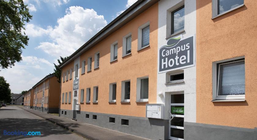 Campus Hotel 43 9 9 Unna Hotel Deals Reviews Kayak