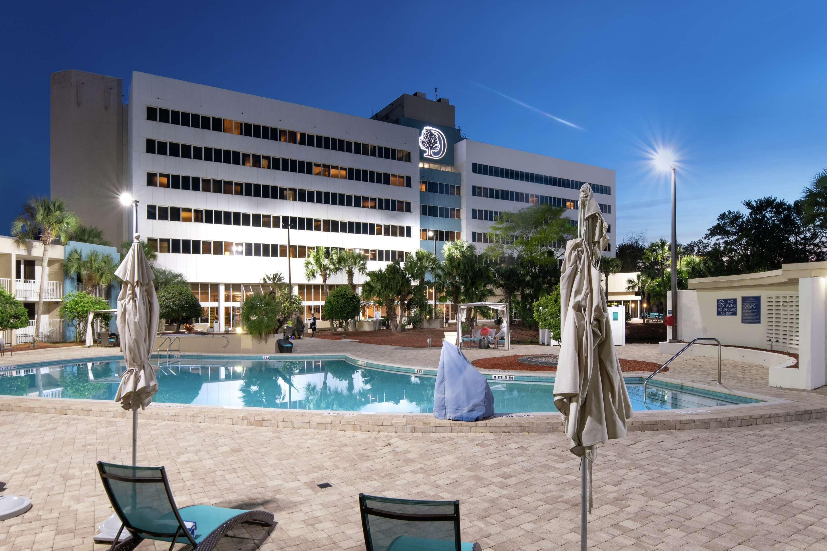 Doubletree By Hilton Hotel Jacksonville Airport 98