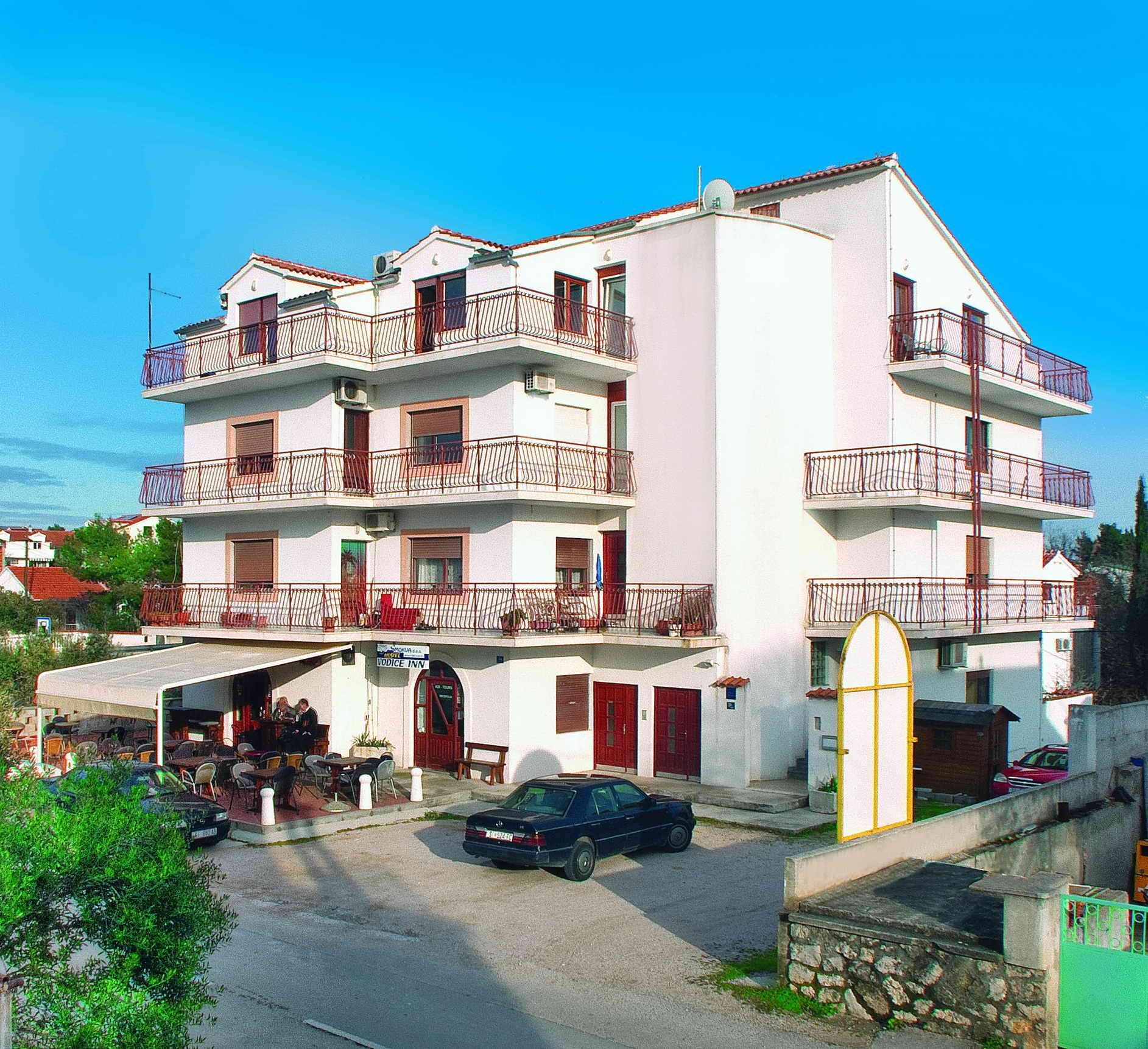 Panorama Apartments 37 5 3 Vodice Hotel Deals