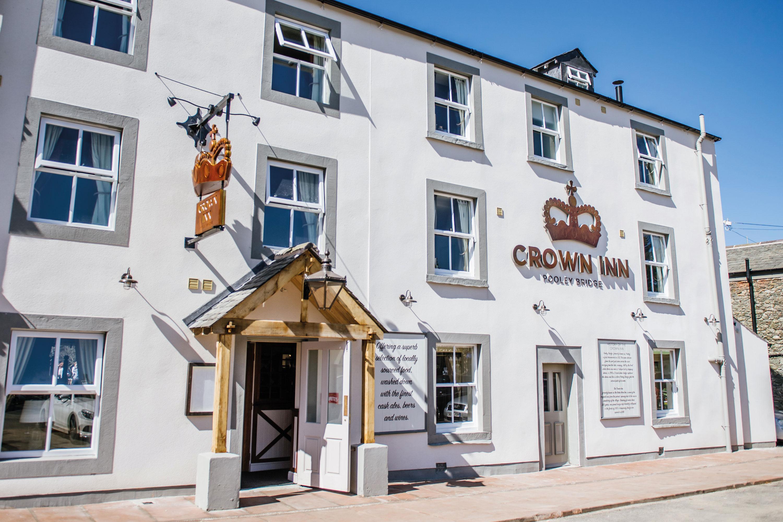 Crown Inn At Pooley Bridge 137 1 2 3 Pooley Bridge