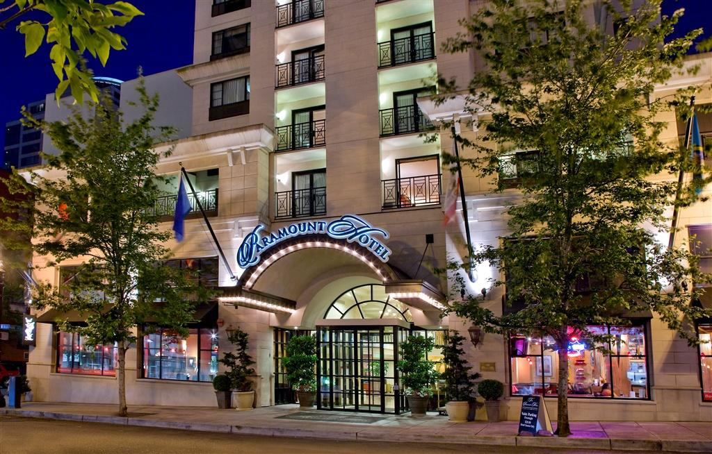 The Paramount Hotel 137 2 4 0 Portland Hotel Deals