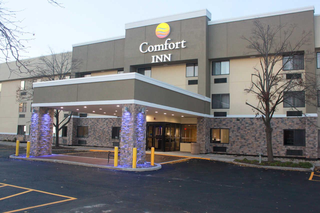 Comfort Inn Matteson Chicago 53 7 7 Matteson Hotel