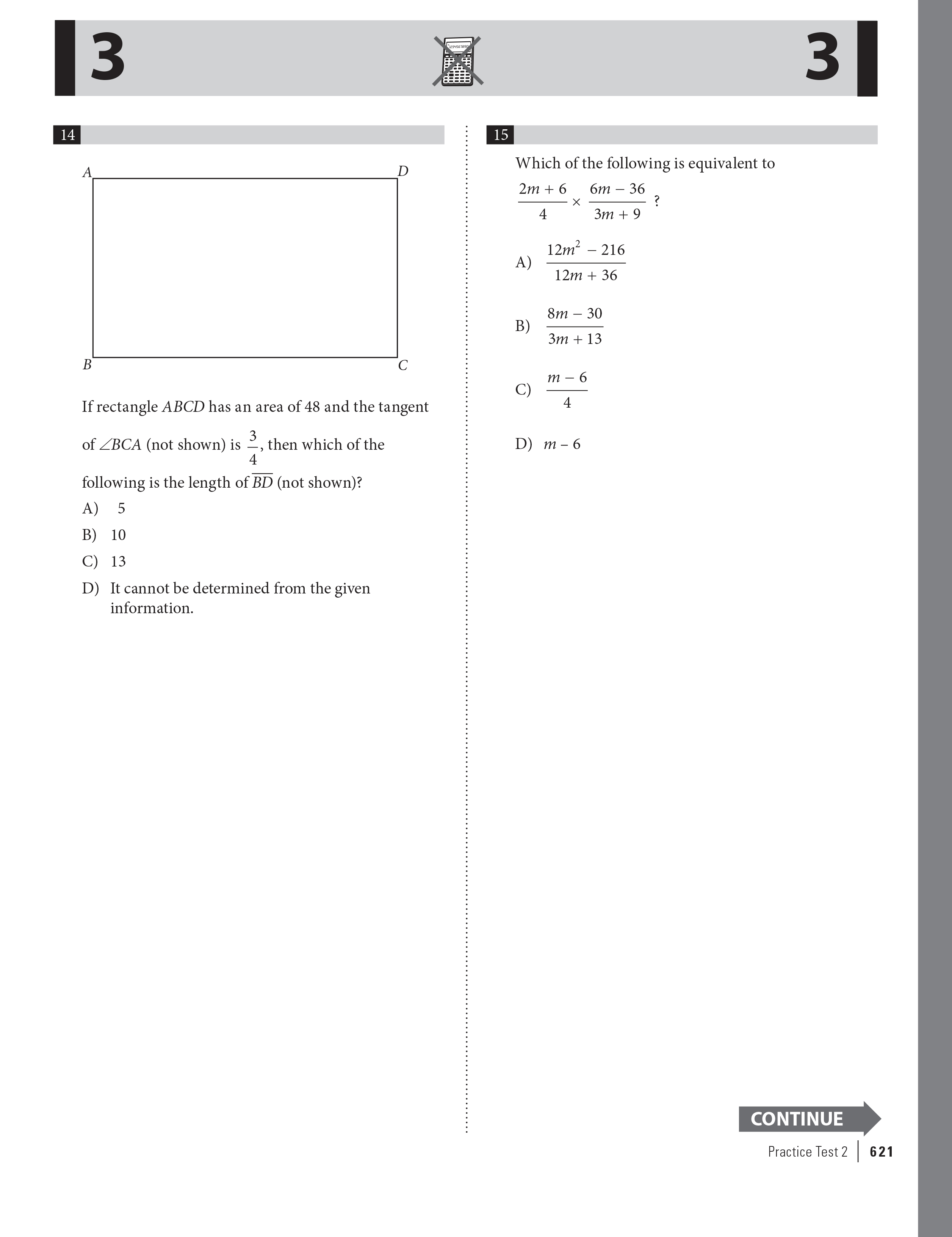 Extended ebook content for Cracking the SAT Premium 2018