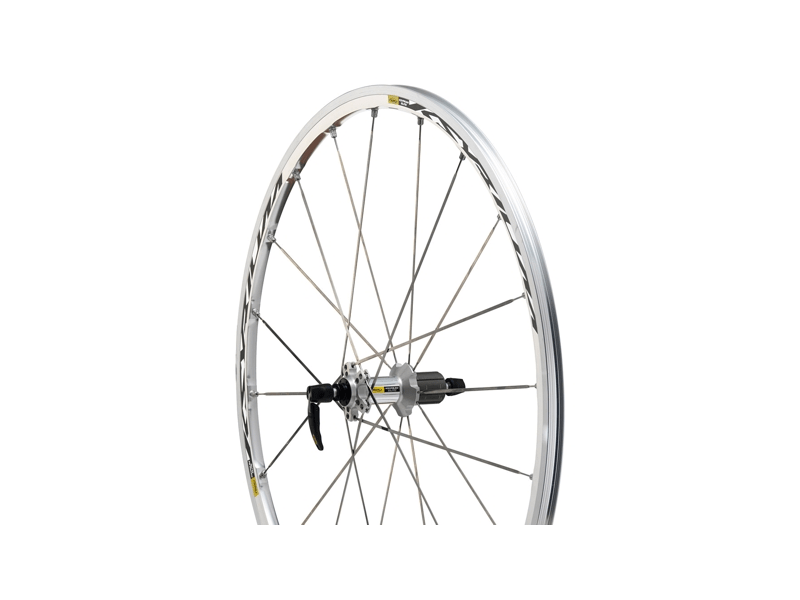 Mavic Ksyrium Elite wheelsets clincher user reviews : 3.5