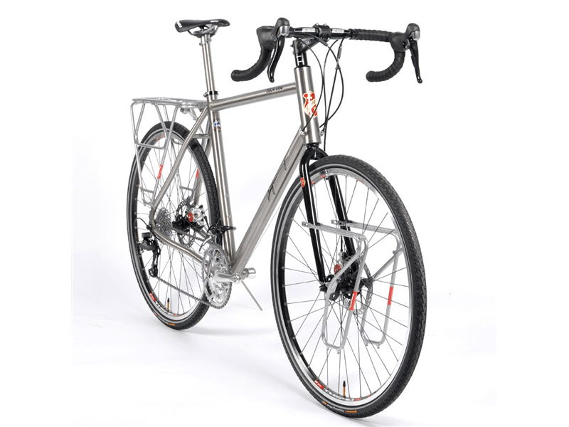 Lynskey Performance Designs Backroad Touring Bike user