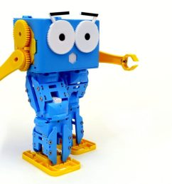 marty the robot kit image 6 [ 1080 x 749 Pixel ]