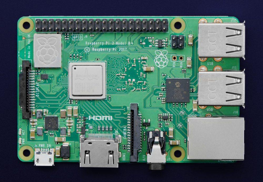 medium resolution of raspberry pi 3 model b