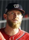 Stephen Strasburg Fantasy Stats RotoWire Fantasy Baseball