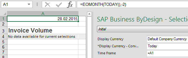 Reporting and modeling for SAP Business ByDesign vol 2