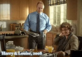 Harry and Louise, 2008 edition