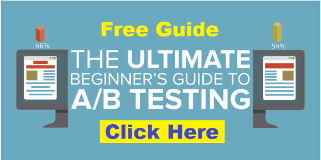 free guide to a/b testing
