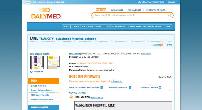 pubmed trulicity