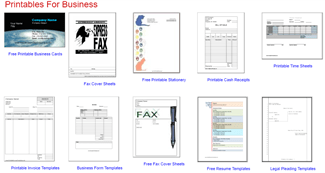 Printables for Business