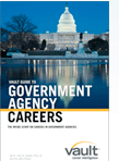 Vault guide to government agency hiring cover