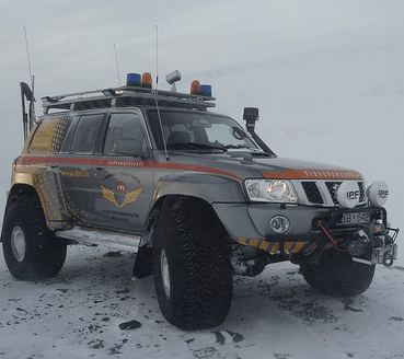 Iceland Super Jeep (4x4)