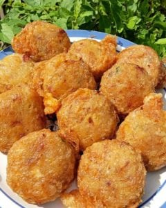 Resep Perkedel Kentang Goreng : resep, perkedel, kentang, goreng, Varian, Resep, Perkedel, Kentang, Tidak, Mudah, Hancur