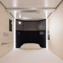 Capsule Hotels In Japan Of Box