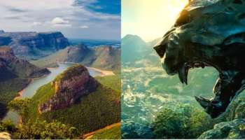 Black Panther Filming Locations that will make you want to travel to wakanda