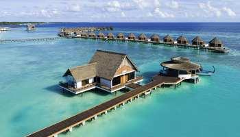Mercure Maldives Kooddoo water villa