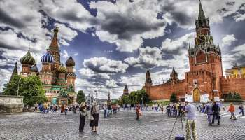 World Cup 2018, Russia, travel guide, places to see
