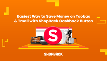 taobao shopback cashback button