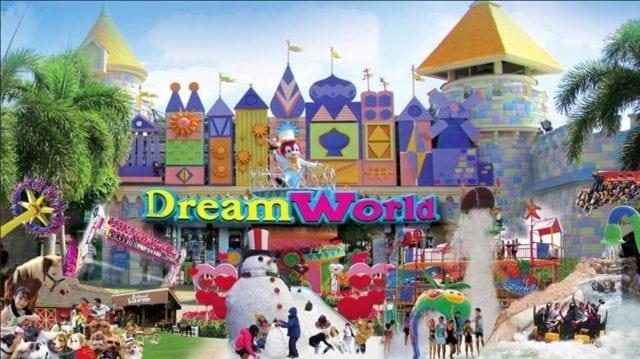 親子出遊這樣玩!夢幻世界,水上樂園泰國曼谷遊樂園必去推薦