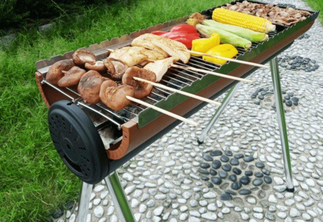 家庭聚會必備好物!美式戶外烤肉架推薦top10,閤家烤肉度中秋