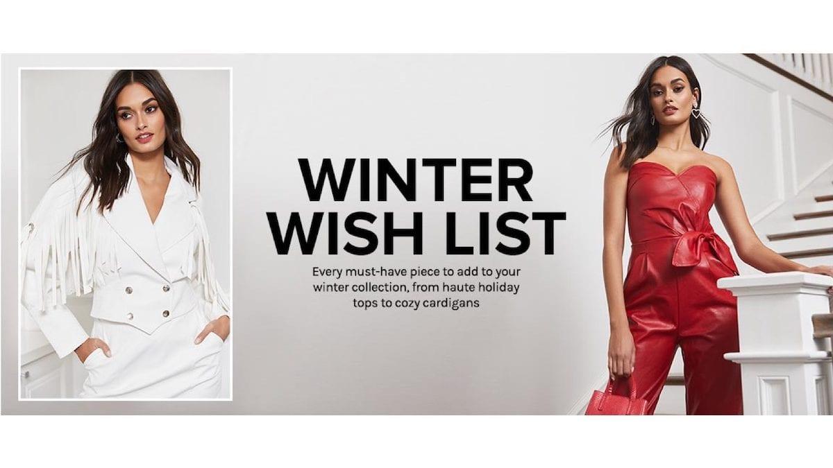 就趁黑五敗美衣!美國時尚網購大站revolve購物教學&衣服新品推薦