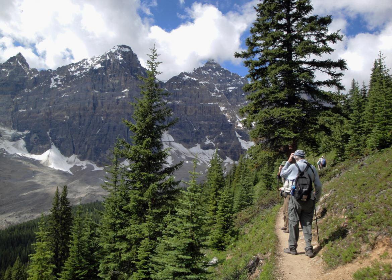 Hike Canadian Rockies Banff & Jasper Sierra Club