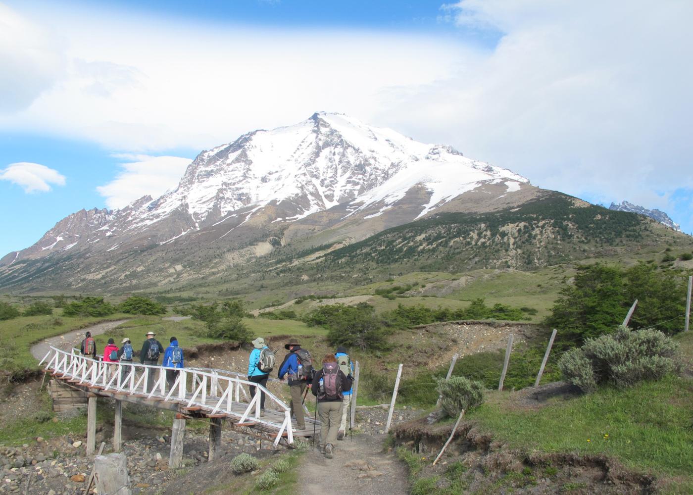 Patagonia Circuit Trek Argentina and Chile  Sierra Club