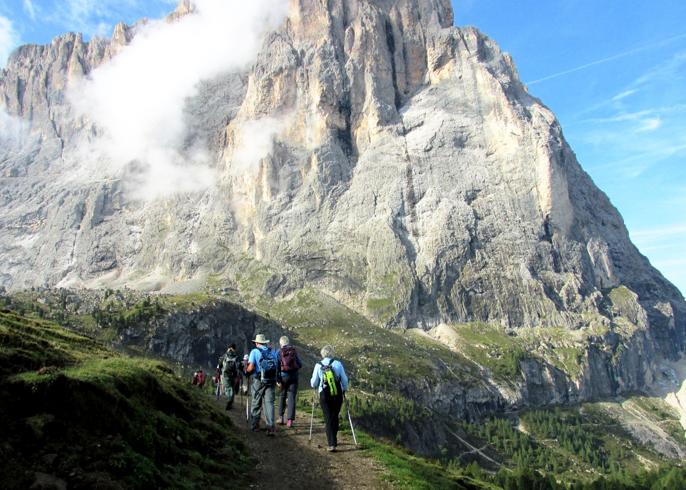 Dolomites Hiking Adventure Italy  Sierra Club