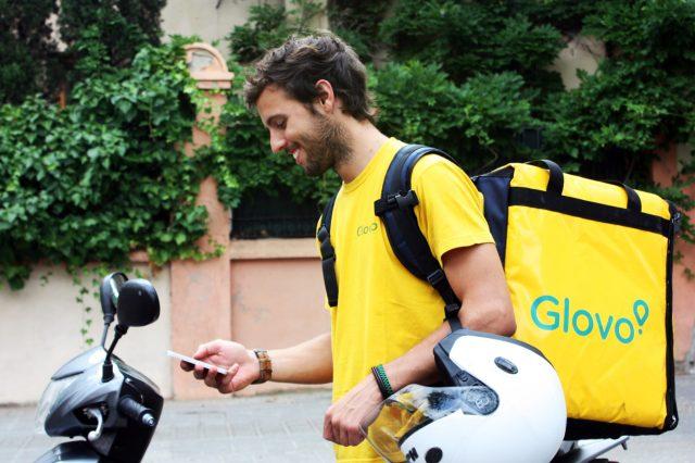 Glovo Delivery Hero