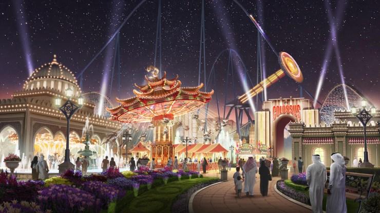 Arábia Saudita em uma missão ousada para transformar sua economia e cultura até 2030 22