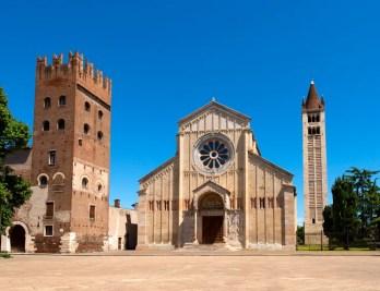 Verona, cosa vedere: Basilica di San Zeno
